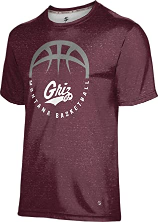 ProSphere Mississippi State University Basketball Boys Performance T-Shirt Heather
