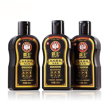Polygonum Herbal Essence Hair Growth Dense Hair Shampoo Hair Loss Thick Black Shampoo For Hair Andrea