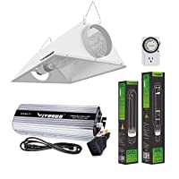 Vivosun Hydroponic 600 Watt HPS MH Grow Light Kit