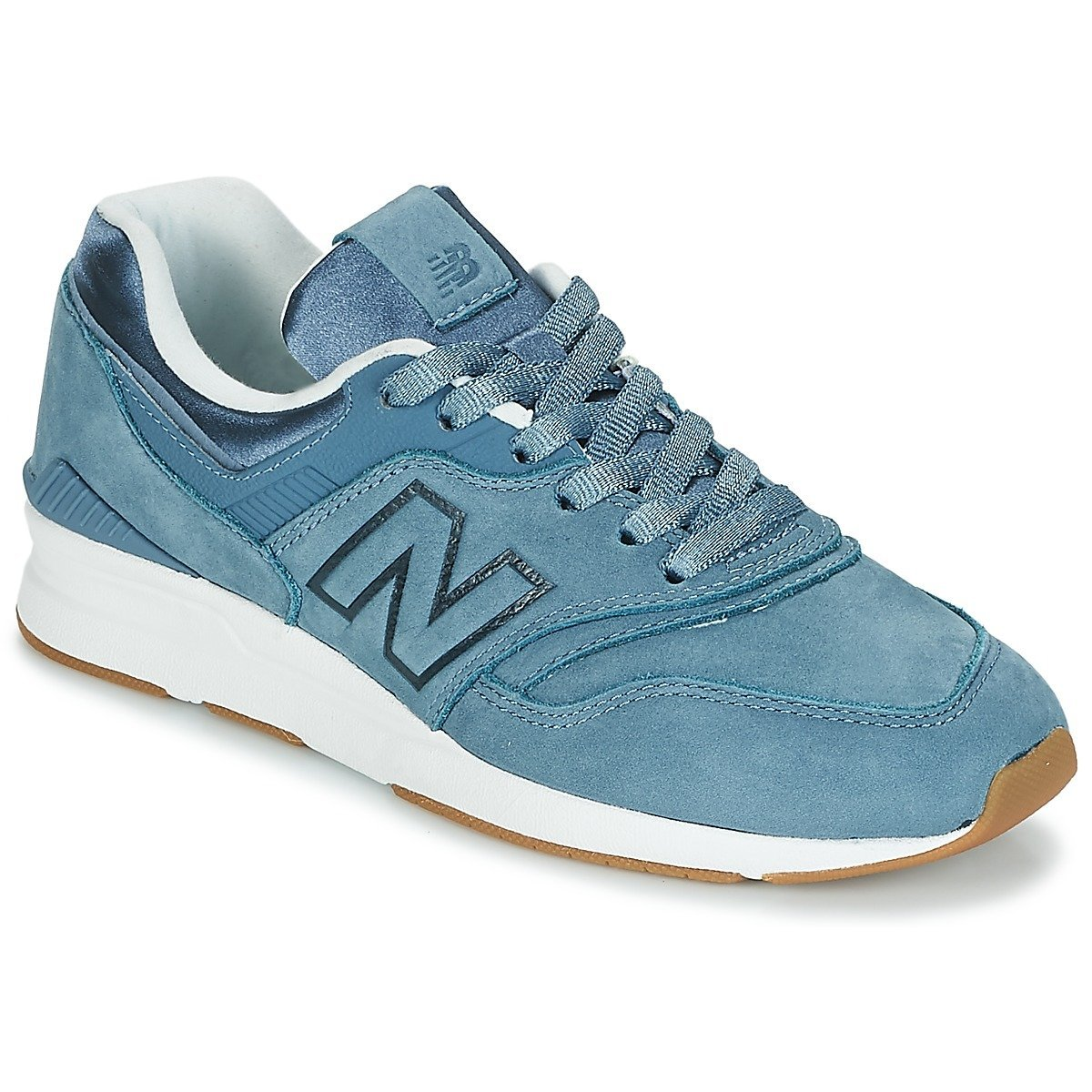New Balance damen WL697 Patinabraun Turnschuhe Low 40