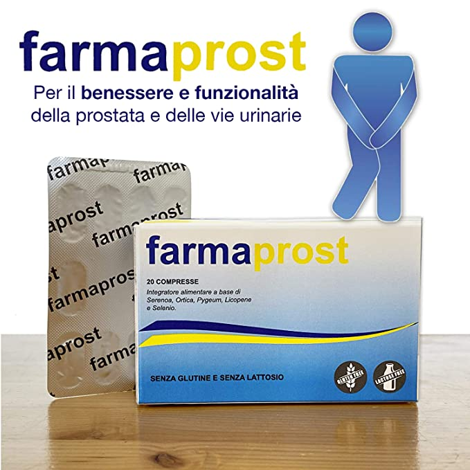 compresse su problemi alla prostata