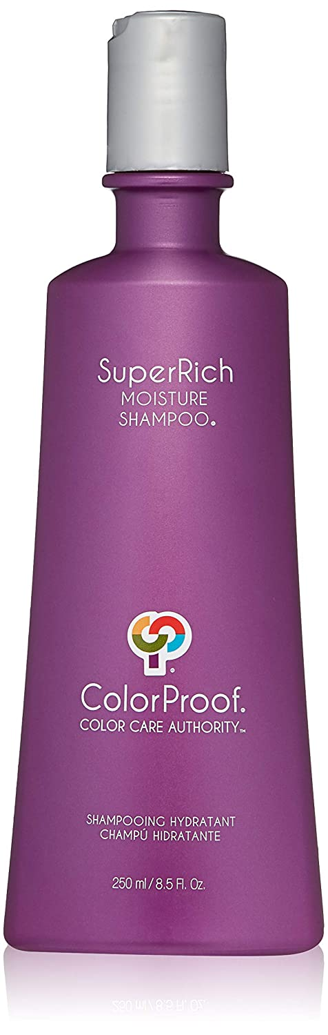 ColorProof SuperRich Moisture Shampoo to Hydrate and Treat Damaged Hair