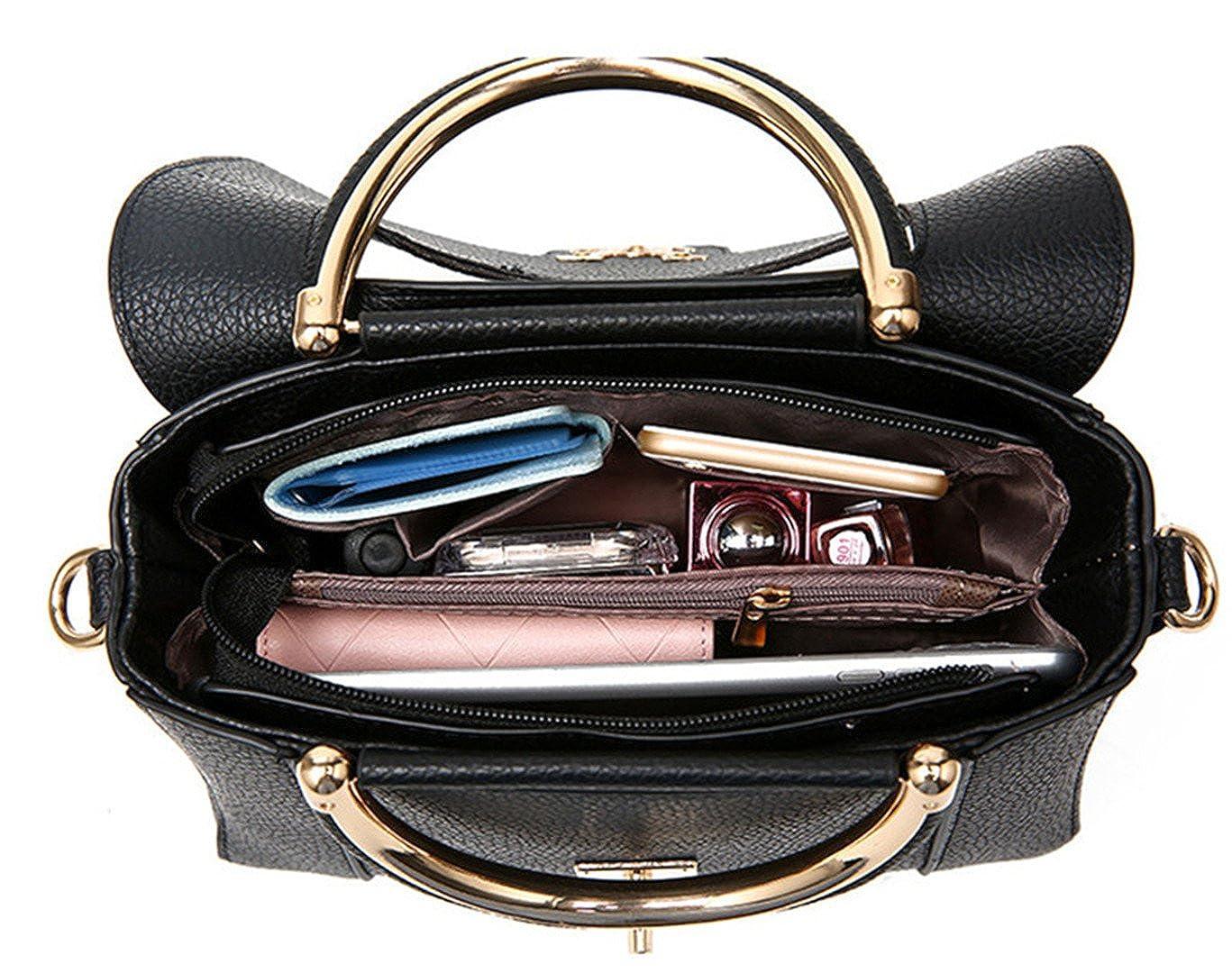 dae11997f8fd Amazon.com  Fake Designer Bags V Women s Luxury Leather Clutch Bag Ladies  Handbags Brand Women Messenger Bags Sac A Main Femme Handle 2  Luggage  combination ...