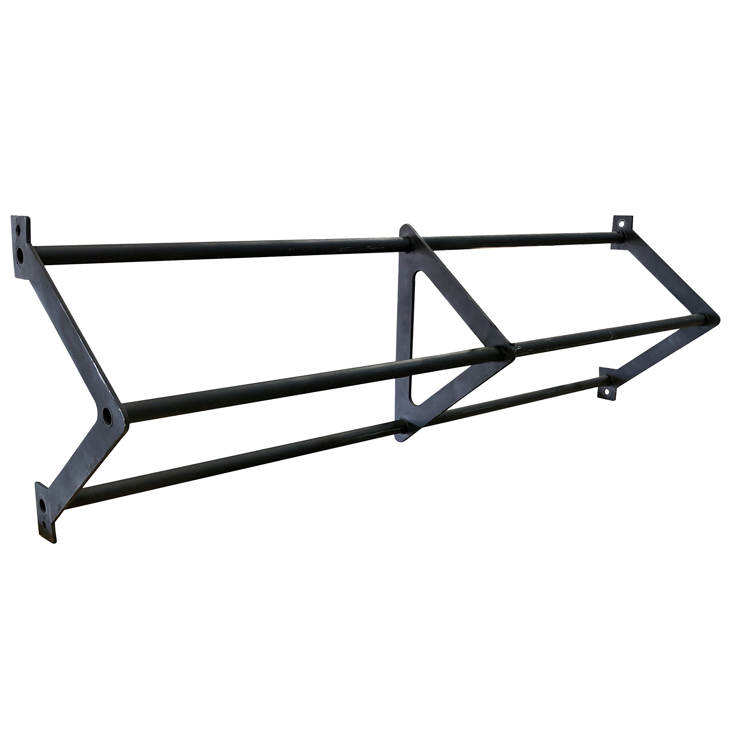 70'' Titan High/Low Bar for Wall Mounted Rigs by Titan Fitness