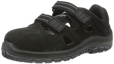 4W-12 4-Work S3 High Black 43 - Zapatos de Seguridad Unisex, Color zwart, Talla 42 Gevavi