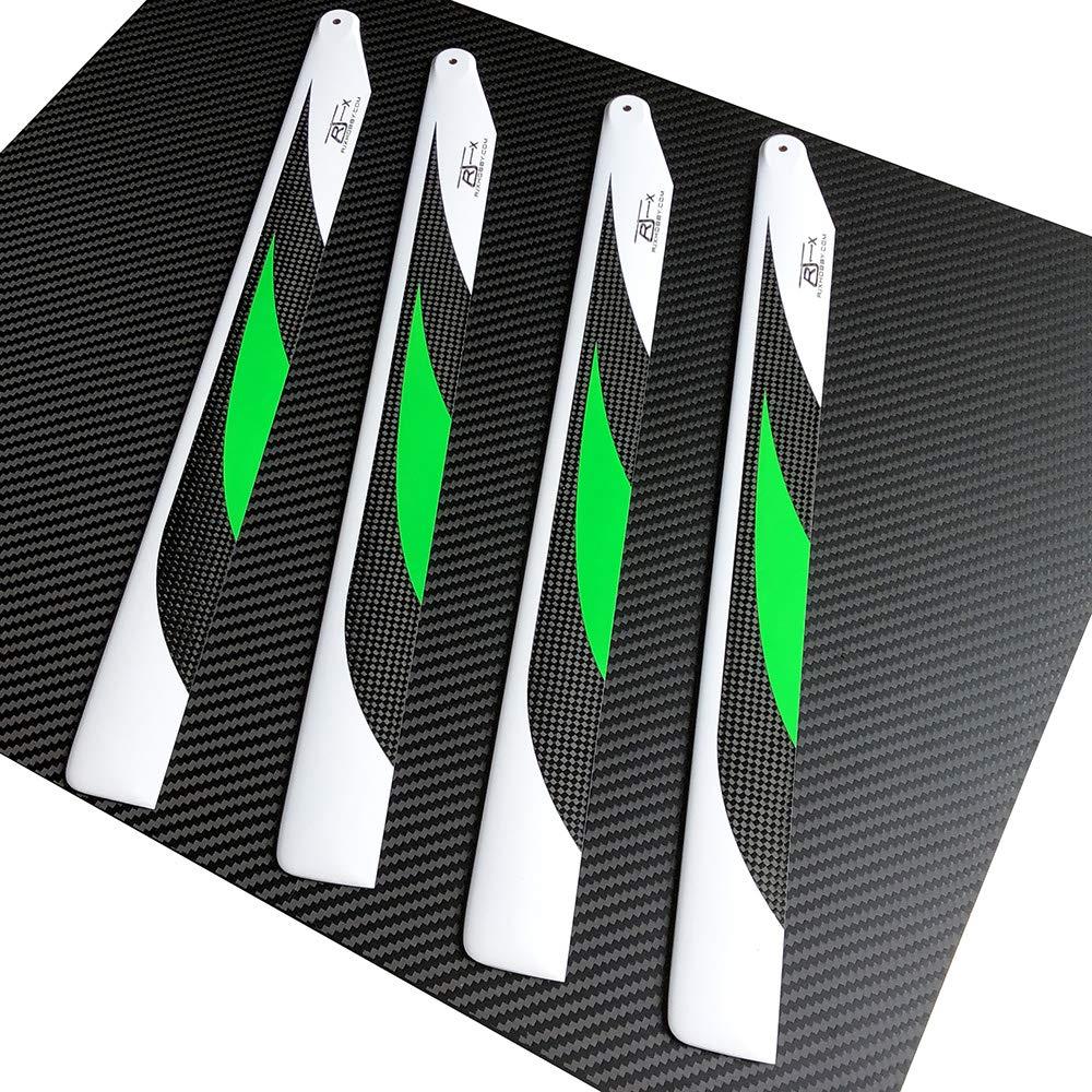Matte Surface RJXHOBBY 500x400x1.5MM T300 3K Full Carbon Fiber Sheet CF Plate