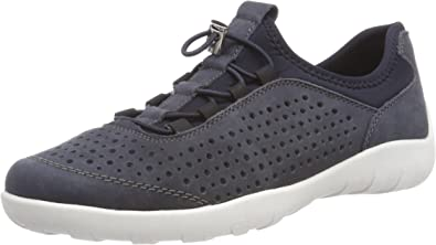 Remonte Womens Slip On Trainers
