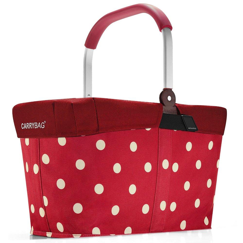 reisenthel Exklusiv-Set: carrybag black PLUS GRATIS carrybag-cover black