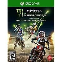 Square Enix Monster Energy Supercross Básico Xbox One vídeo - Juego (Xbox One, Racing, RP (Clasificación pendiente))