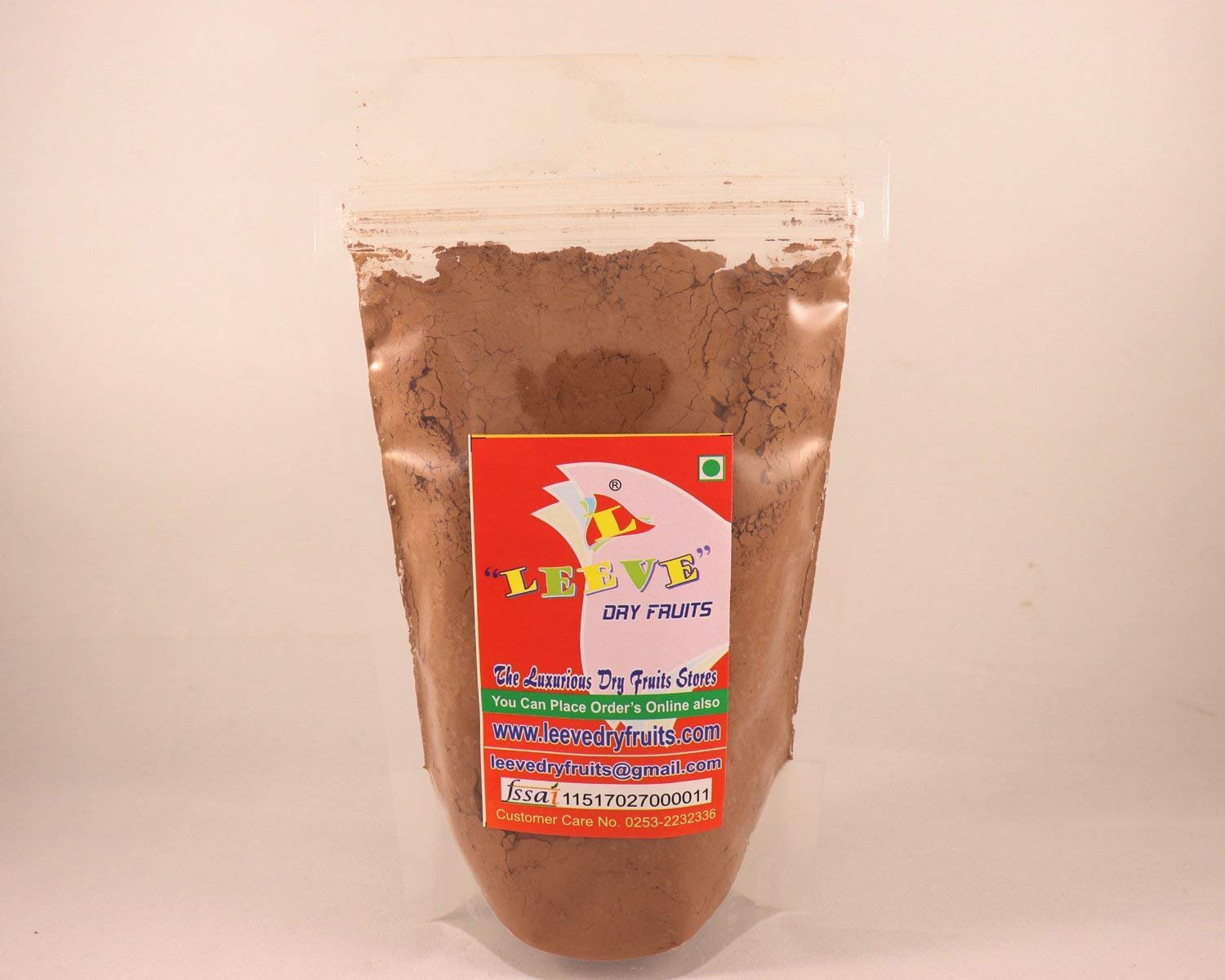 Leeve Dry Fruits 100% Pure And Natural Cocoa Powder, 200Gms