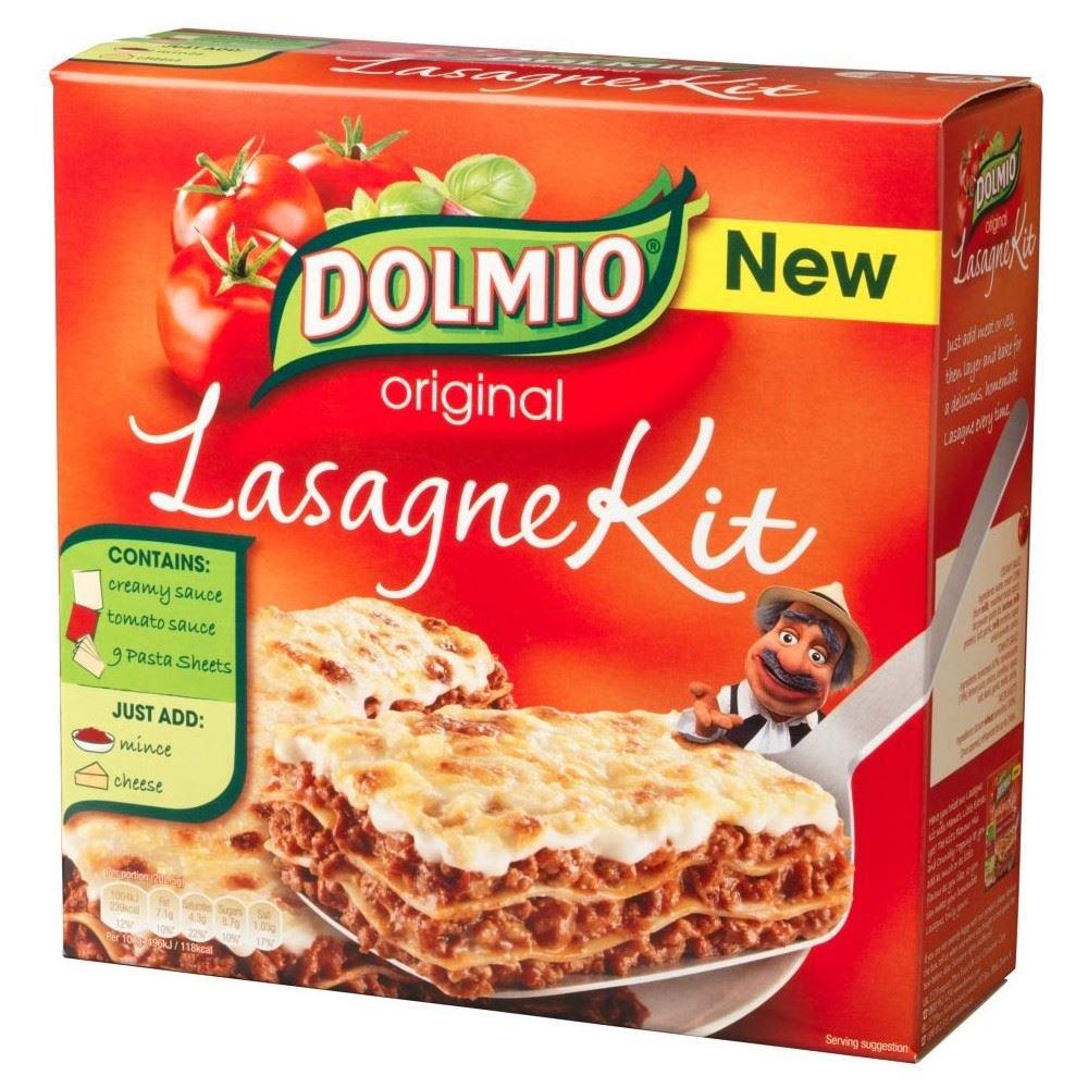 Dolmio Original Lasagne Meal Kit (807g) - Pack of 2