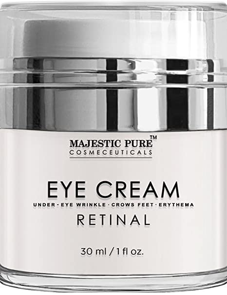 Eye Cream with Retinol 0.1, Nutrient Rich Night Cream for Under Eye Wrinkles, Anti Aging Dermalogica Clear Start Kit