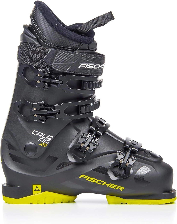 Fischer Cruzar X 9.0 Thermoshape Flex 90 Ski Boots 2020