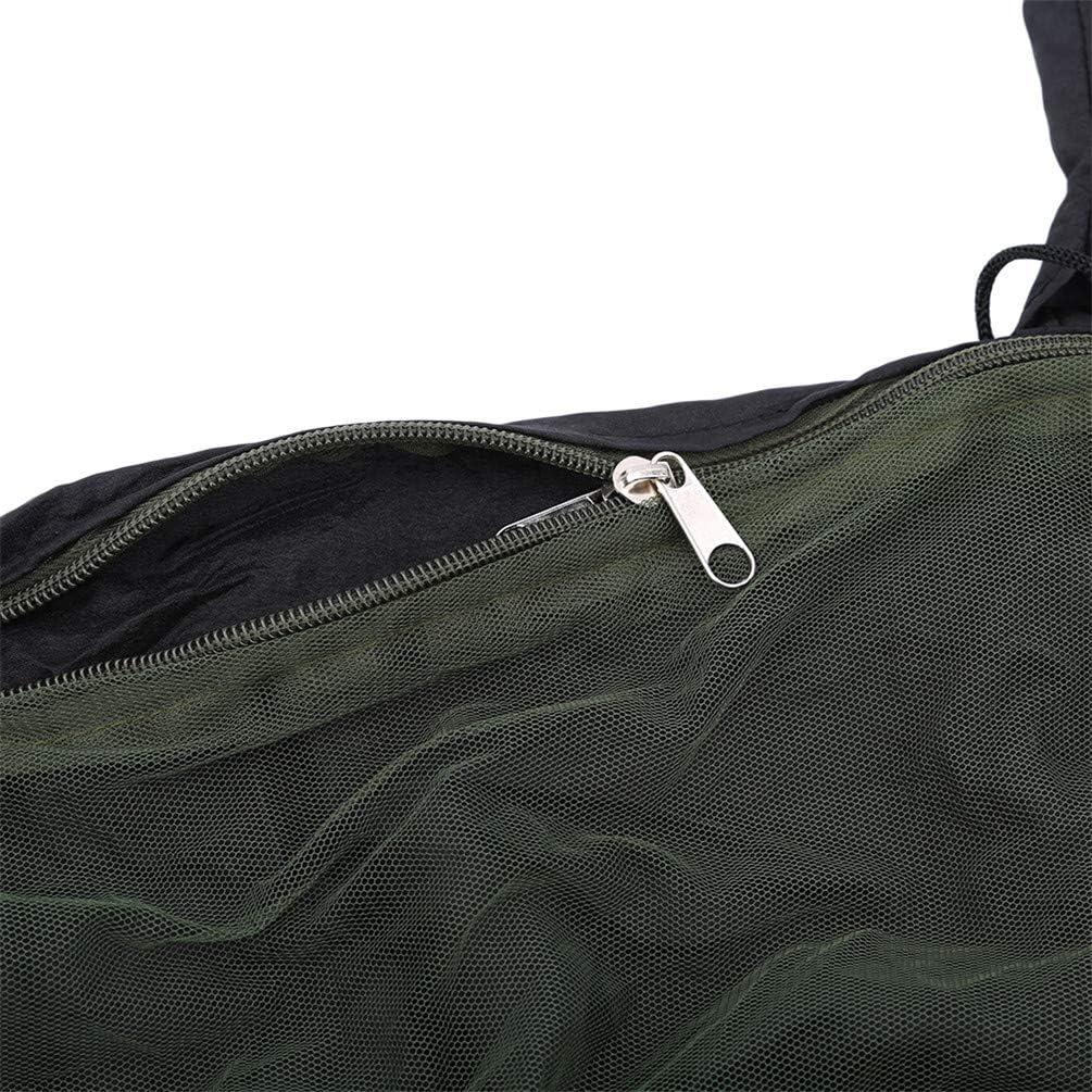Backpacking LWANFEI H/ängematte Moskitonetz H/ängematte Outdoor Automatische Geschwindigkeit /Öffnen Moskitonetz H/ängematte Camping H/ängematte Zelt f/ür Wandern Reise