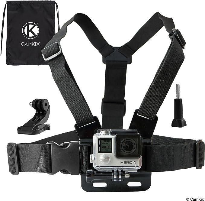 HERO3+ HERO4 Hero+ LCD and Hero Session Action Cameras Hero Bower Xtreme Action Series Dog Harness Mount for GoPro HD Hero HERO2 HERO3