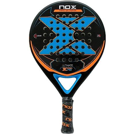Pala pádel Nox Ultimate Carbon Pro: Amazon.es: Deportes y aire libre