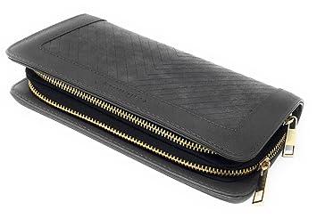 bdf96545d163fe Gallantry - grand portefeuille tout en un porte carte - papier et porte  monnaie grande capacité