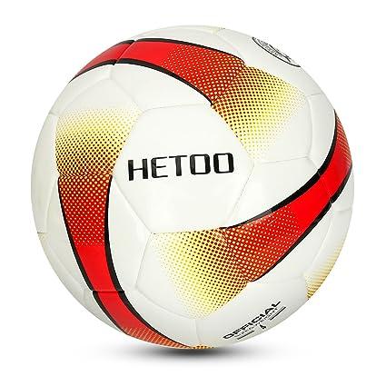 918791b8d Amazon.com   hetoo Waterproof Soccer Ball