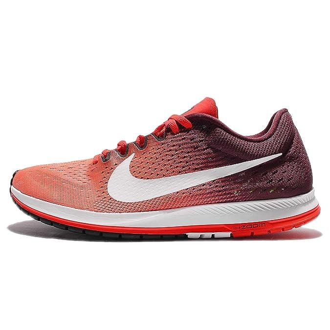 finest selection 87732 69b98 Amazon.com   Nike Zoom Streak 6 Unisex Running Shoe (Mens 7   Womens 8.5)    Road Running