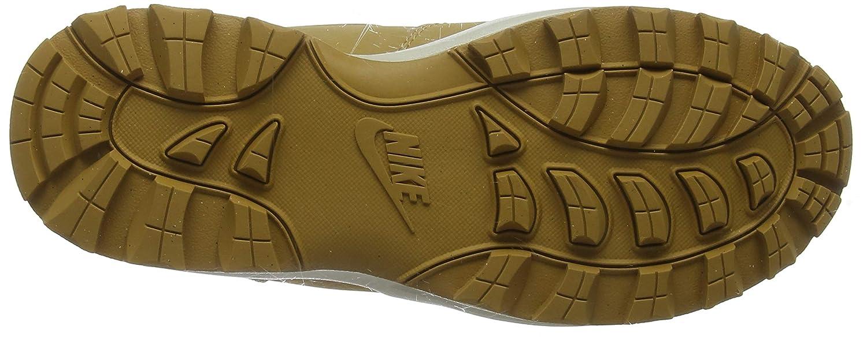 Nike Manoa pelle Scarpe Uomo da Ginnastica Invernali Beige