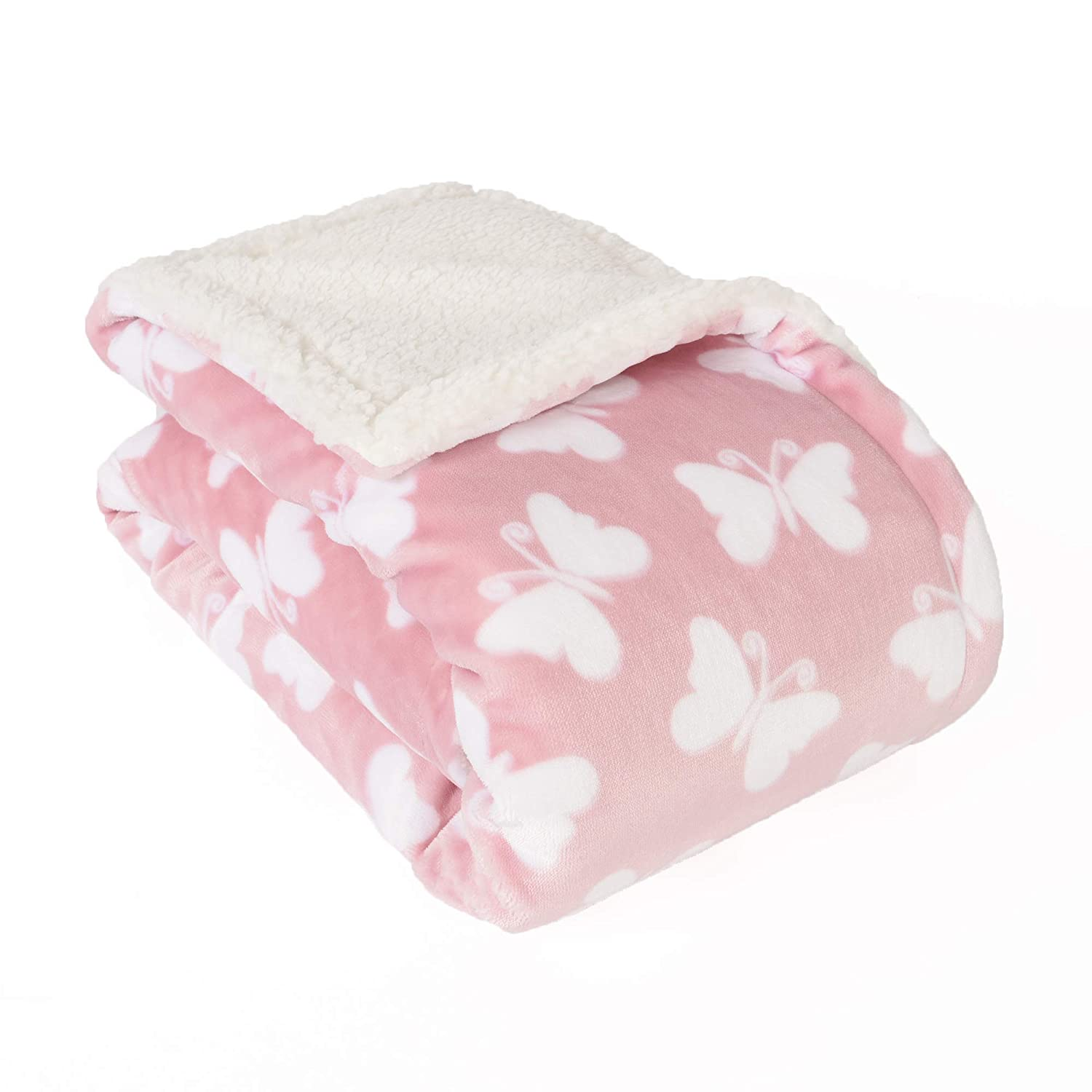 Luxury Butterfly blanket baby gift set New born
