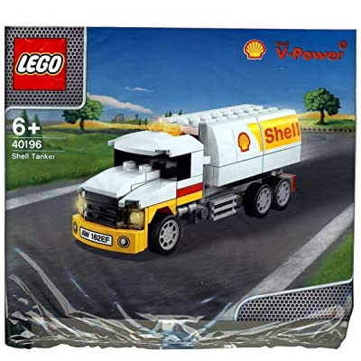 LEGO 2014 The New Shell V-Power Collection Shell Tanker 40196 Limited Edition Sealed: Toys & Games