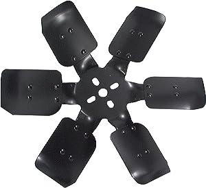 """Allstar Performance ALL30103 17"""" 6-Blade Steel Fan"""