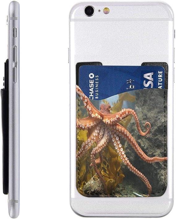 Octopus Business Credit Card Holder Case