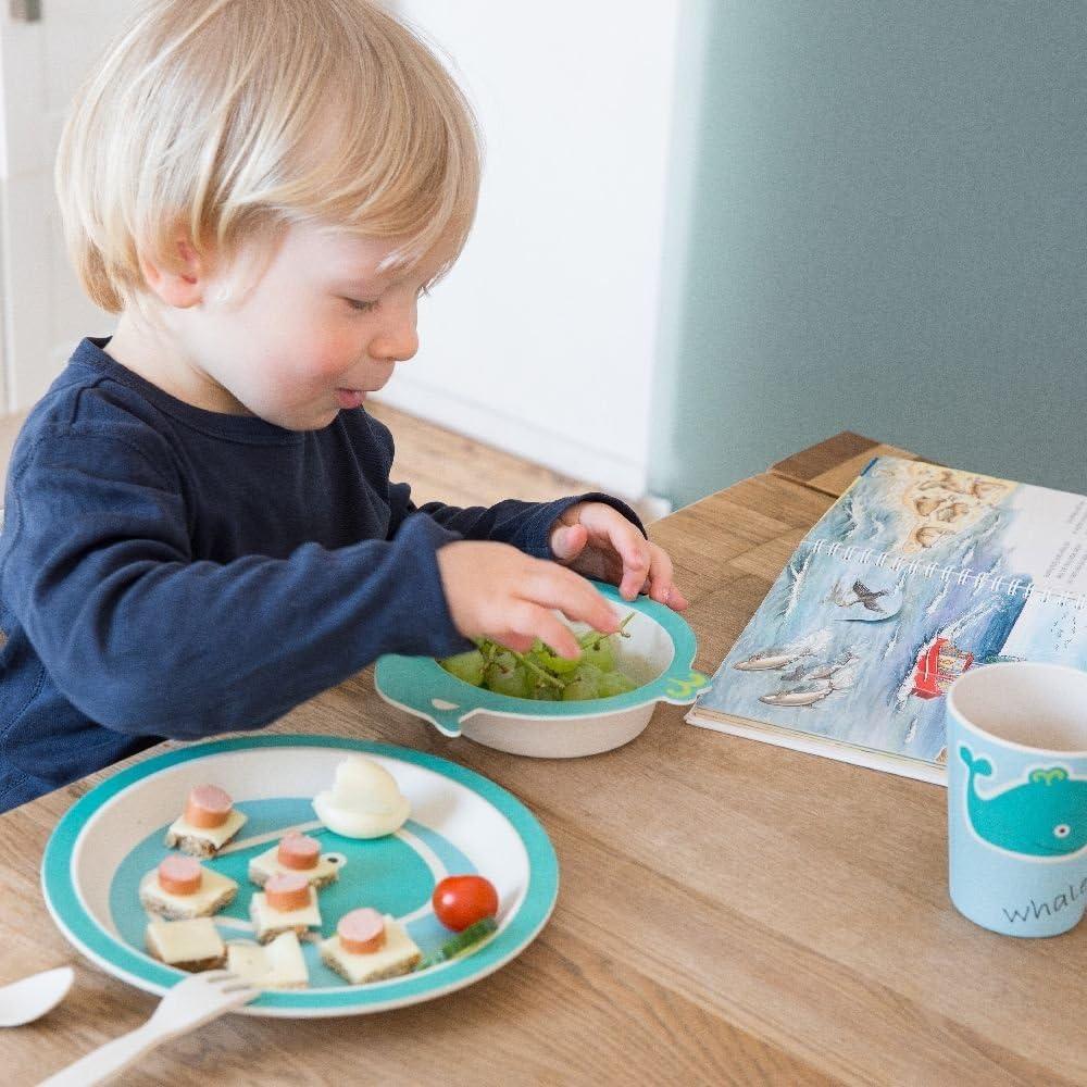 platos para niños, platos interectivos