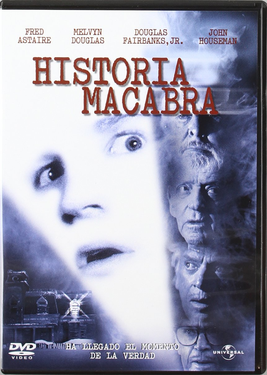 Historia macabra [DVD]: Amazon.es: Patricia Neal, Fred Astaire ...