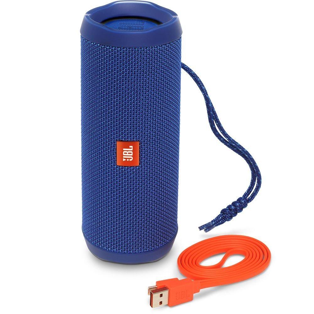 Speaker 1.0 Bluetooth//FLIP4 Blue JBL