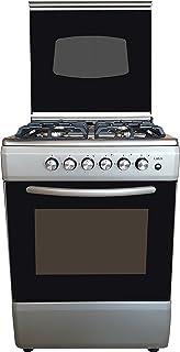 atlantic cucina a gas con forno elettrico ventilato 60x60 mod ... - Cucina A Gas Con Forno Elettrico Ventilato