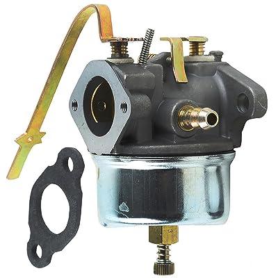 Carburetor fits Craftsman 580757350 580751350 Pressure Washers Tecumseh H30 H35: Automotive