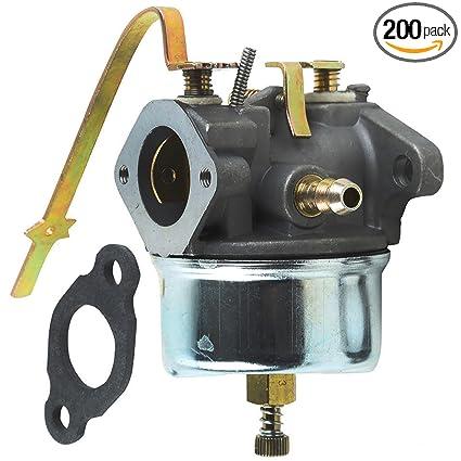 Carburetor for Tecumseh H30-35426S H30-35426T H30-35426U H30-35426V  H30-35427S