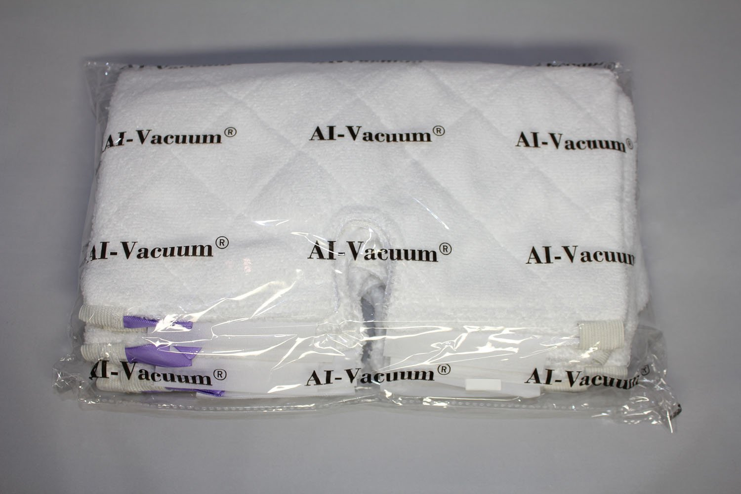 6 Pocket Steam Mop Pads for Shark Euro Pro S3501 S3601 S3901, by AI-Vacuum