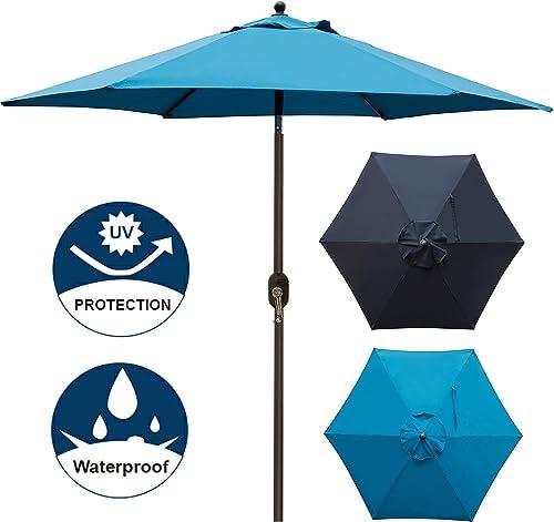 Sfozstra 7.5 ft Patio Umbrella