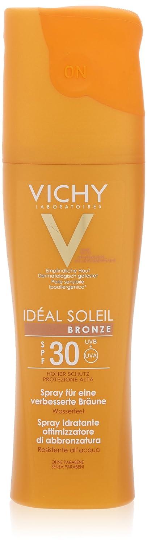 Vichy Idéal Soleil Spf30 Spray Colorato Idratante Ottimizzatore Dell'Abbronzatura 2525124 VCH00004
