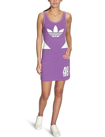 Adidas - Vestido para mujer, tamaño 40, color real