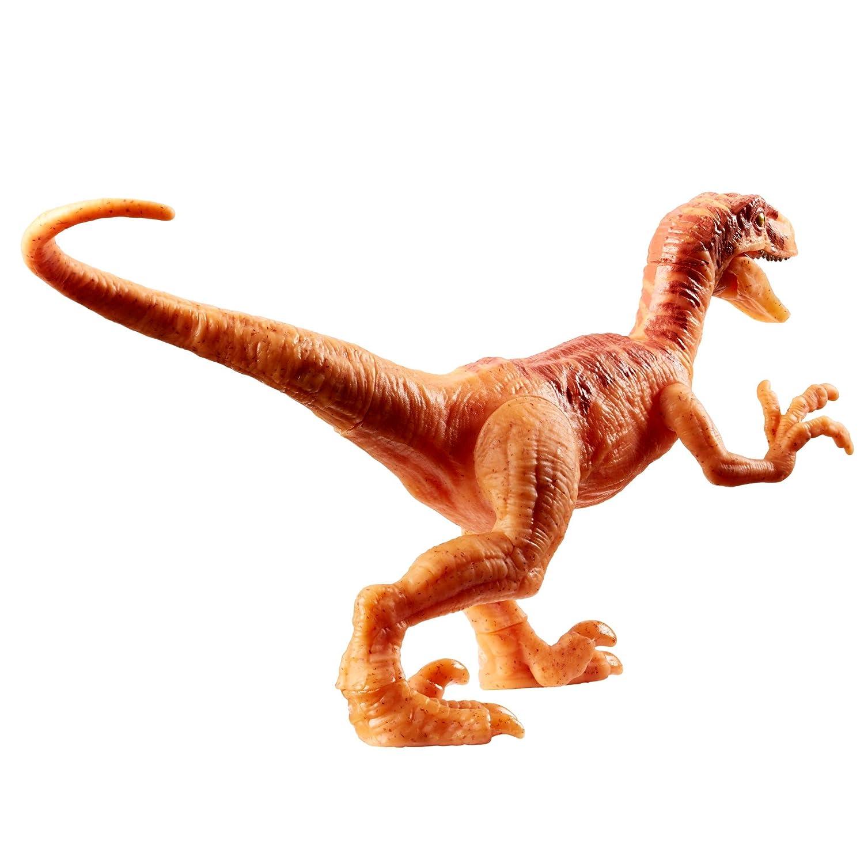 Jurassic World Attack Pack Velociraptor Figure Mattel FVJ88
