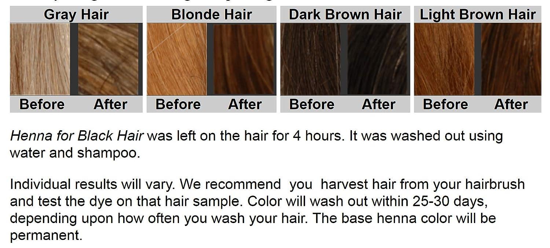 Amazon Com Henna Hair Dye For Black Hair 2 Bags Beautiful Hair