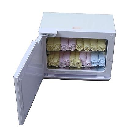 Calentador de toallas UV de 8 litros para el cuidado del rostro, las manos,