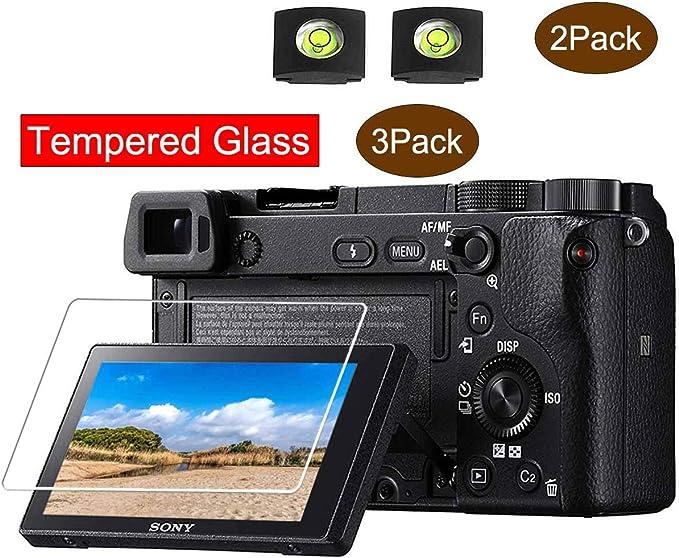Protector de pantalla A6400 para cámara Sony Alpha A6400 A6300 ...