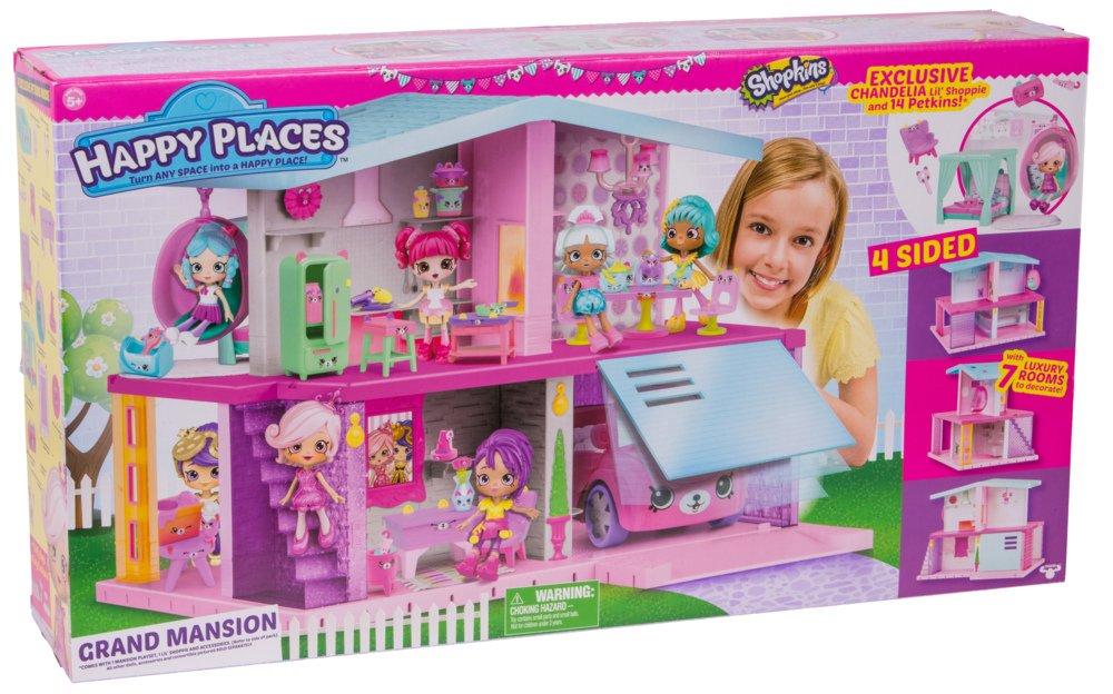 Shopkins Happy Places Mansion Moose 56465