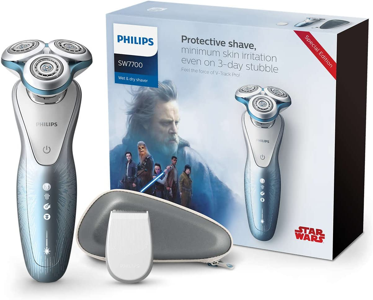 Philips Star Wars edición especial luz lateral side pack de regalo ...