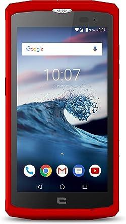 Crosscall Core-X3 Smartphone (5 - 16 GB ROM - Dual Nano-SIM - Android) Rojo: Amazon.es: Electrónica