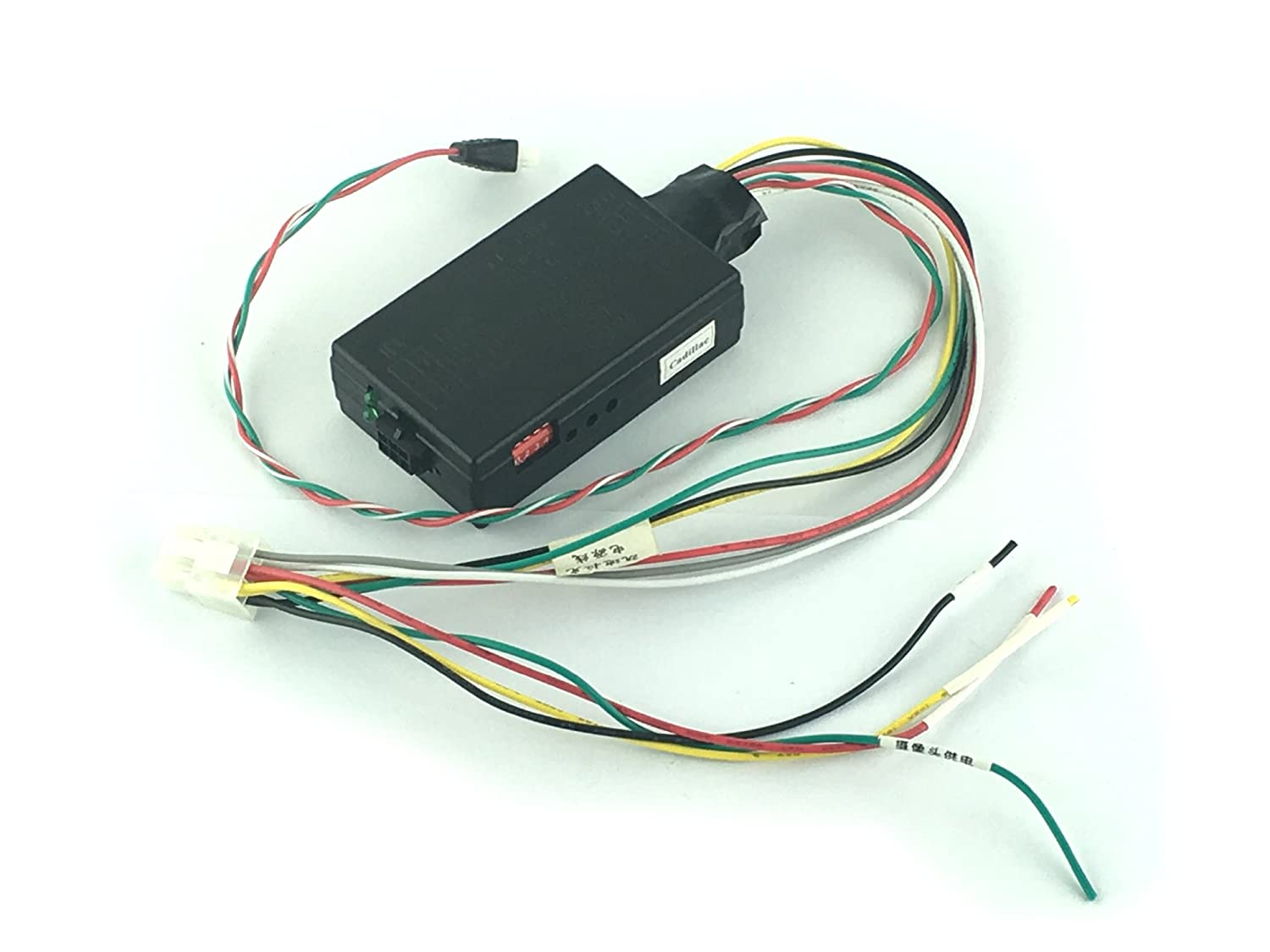 Exploter Camera Interface Box For Cadillac Srx Xts Ats Wiring Harness Head Unit With Cue System Car Electronics