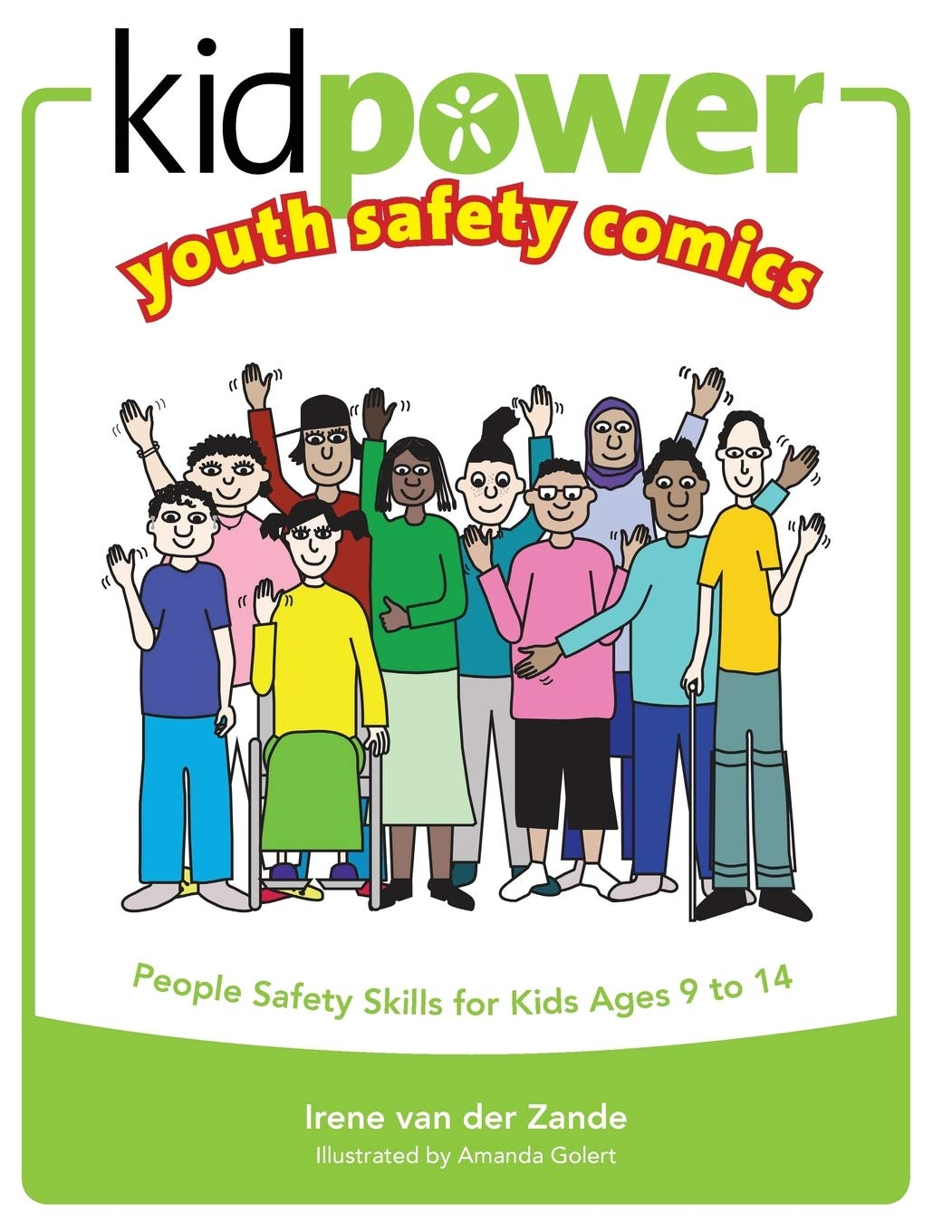 Kidpower Safety Comics People Safety Skills for Children Ages 3-10