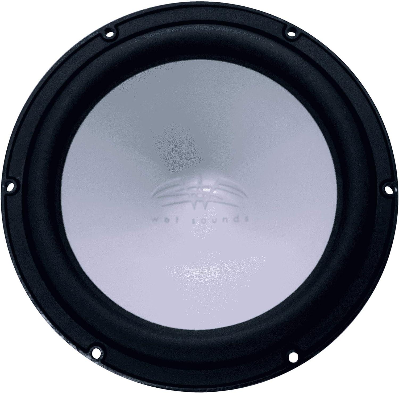 "Wet Sounds Refurbished REVO 12 FA S4-B Black Free Air 12/"" 4 Ohm Sub"