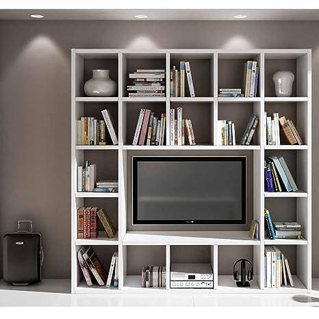 Mobile libreria porta tv Mobili industrial vintage shabby chic