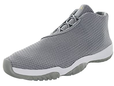 best loved ec589 14e39 Nike Air Jordan Future – Wolf Grey Wolf hellgrauen Trainer, Grau - grau -